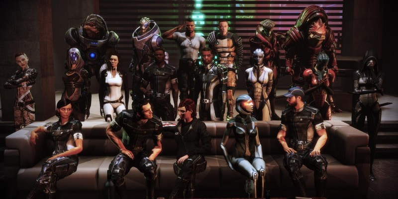 Mass Effect: Remake in Arbeit? (2)