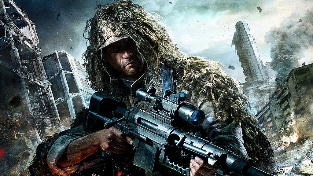 sniper shooter games