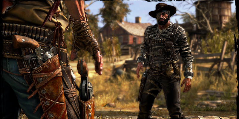 zum Thema Call of Juarez: Gunslinger