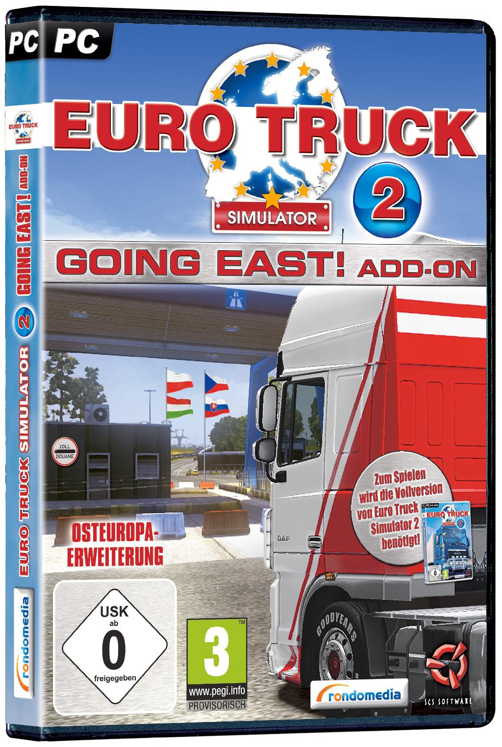 euro truck simulator 2 test tipps videos news release. Black Bedroom Furniture Sets. Home Design Ideas