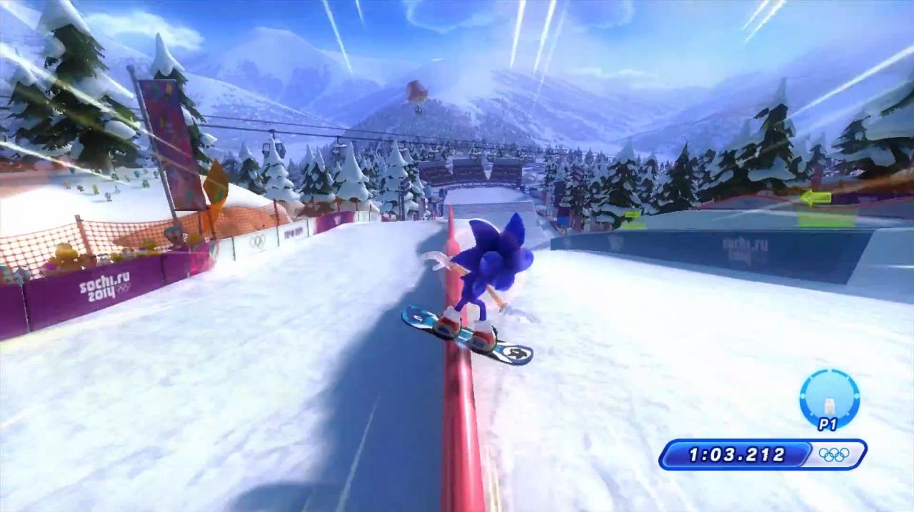 Mario Sonic Bei Den Olympischen Winterspielen Test Tipps Videos