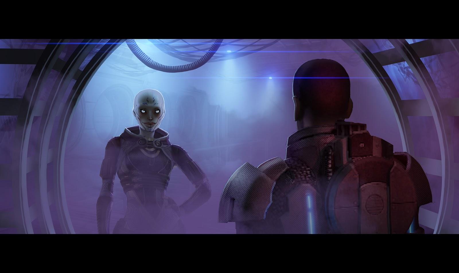 Scene 3 from andromeda 121
