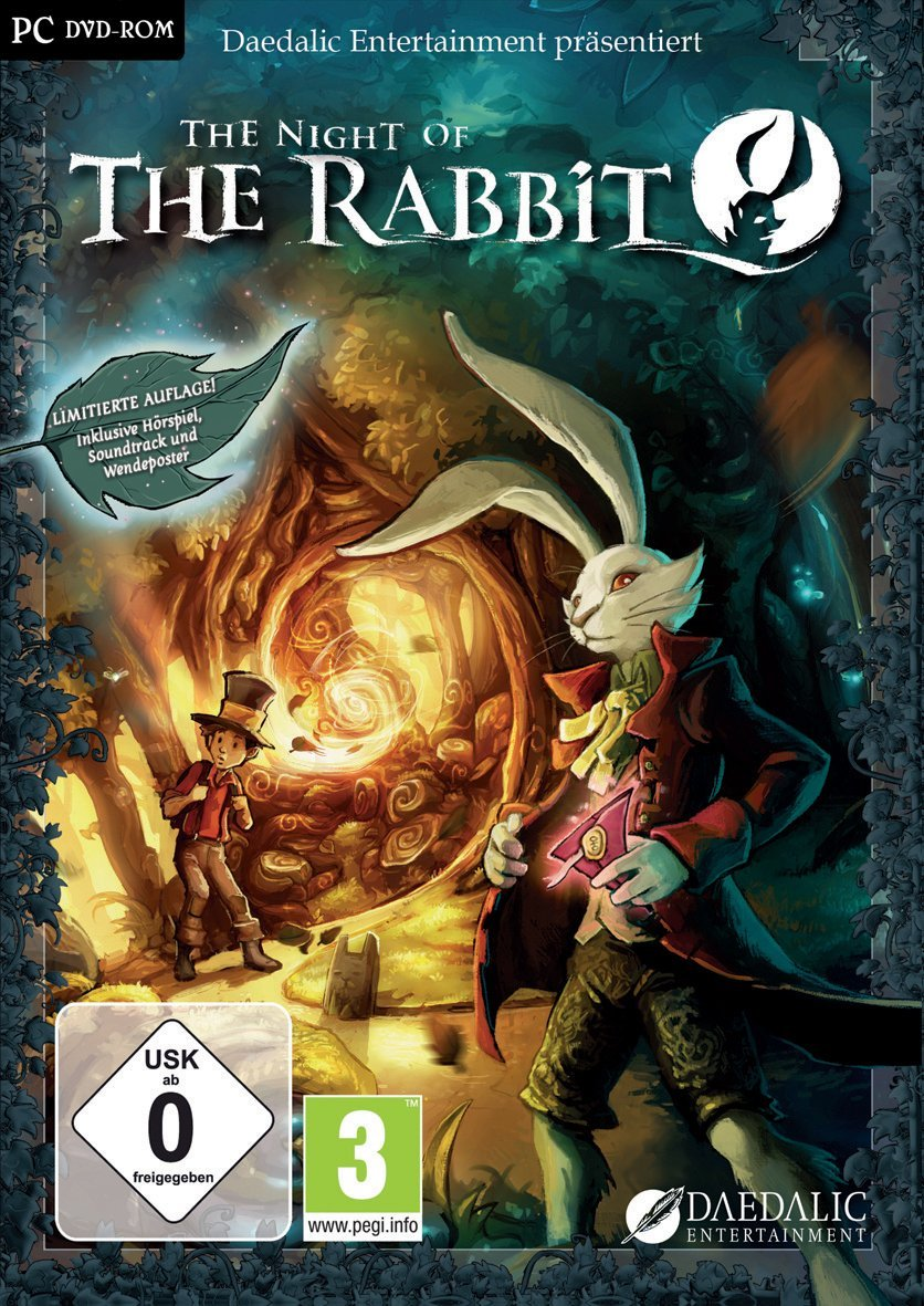 The Night Of The Rabbit Komplettlösung Zum Daedalic Adventure