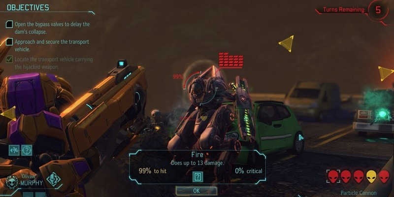 zum Thema XCOM: Enemy Within