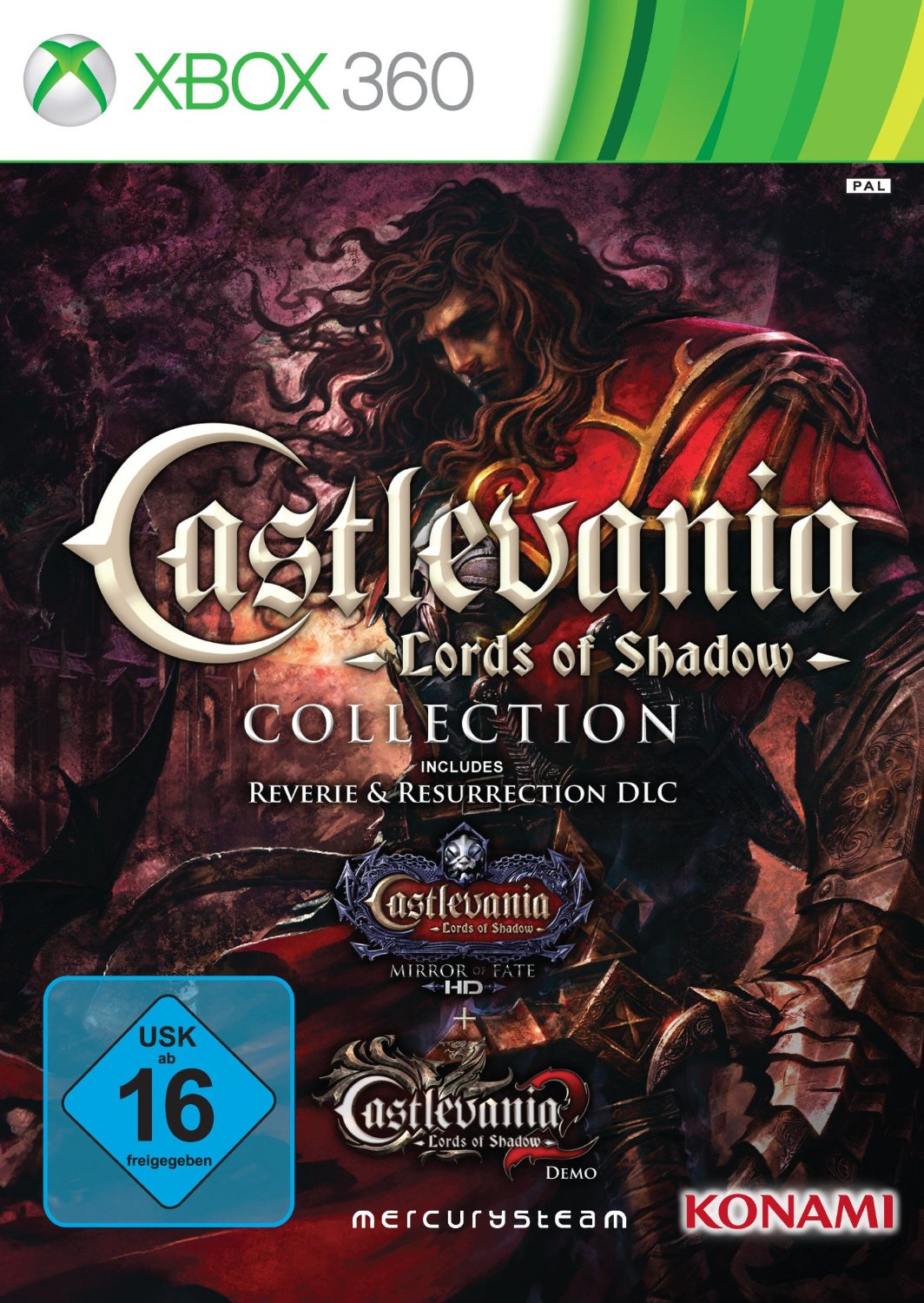 castlevania lords of shadow collection test tipps. Black Bedroom Furniture Sets. Home Design Ideas