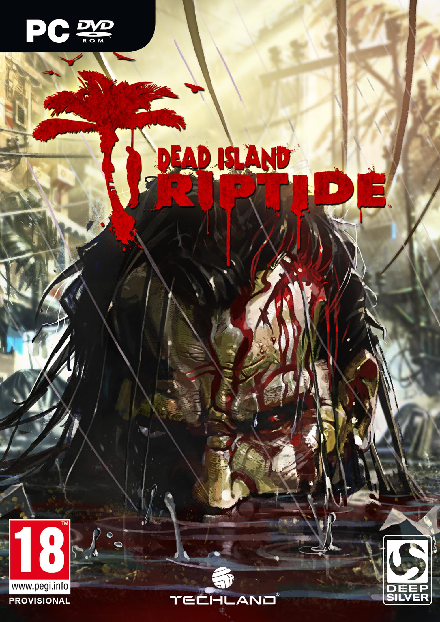 Dead Island Riptide Deutsche  Texte, Untertitel, Menüs Cover