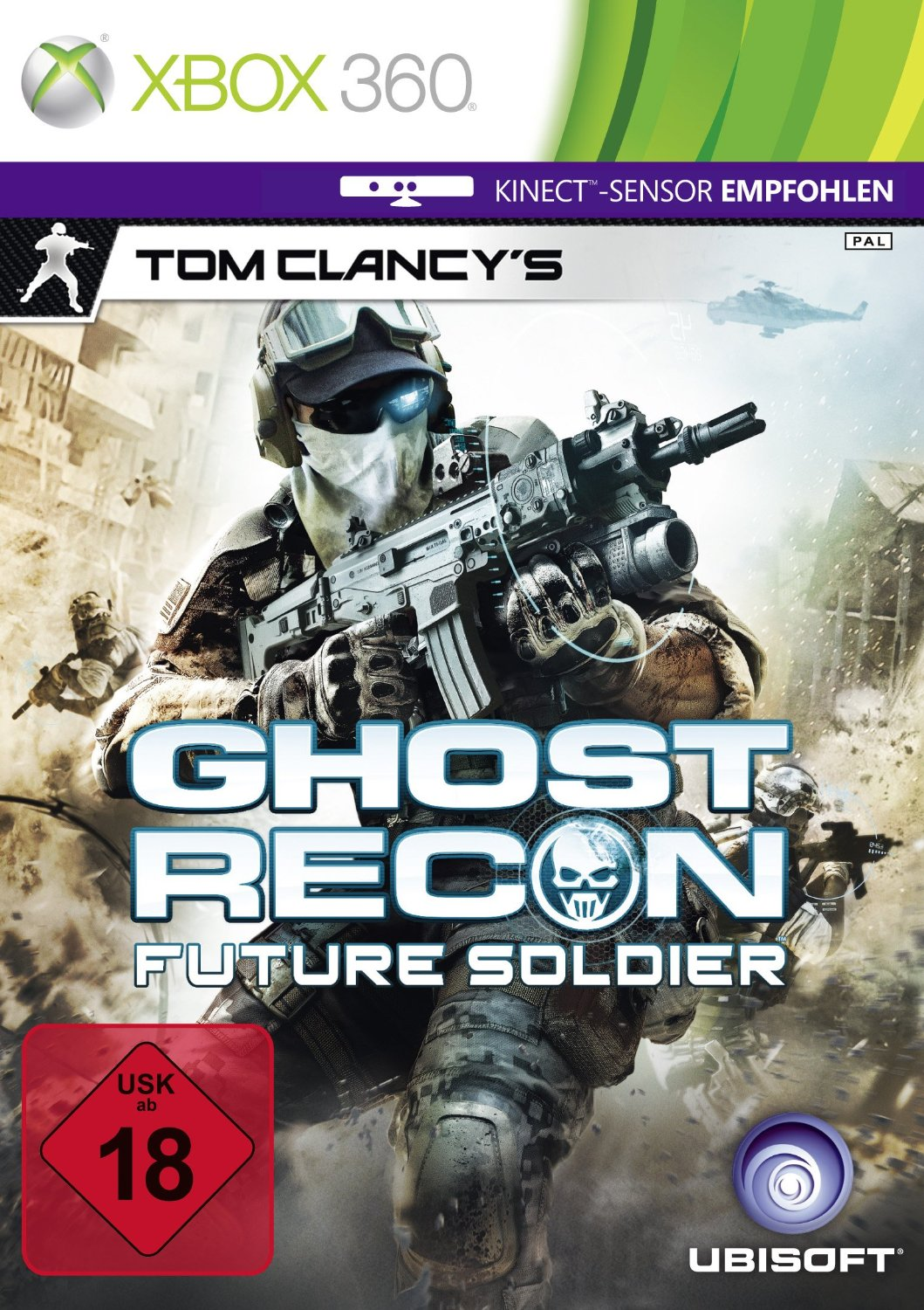 ghost recon future soldier test tipps videos news. Black Bedroom Furniture Sets. Home Design Ideas