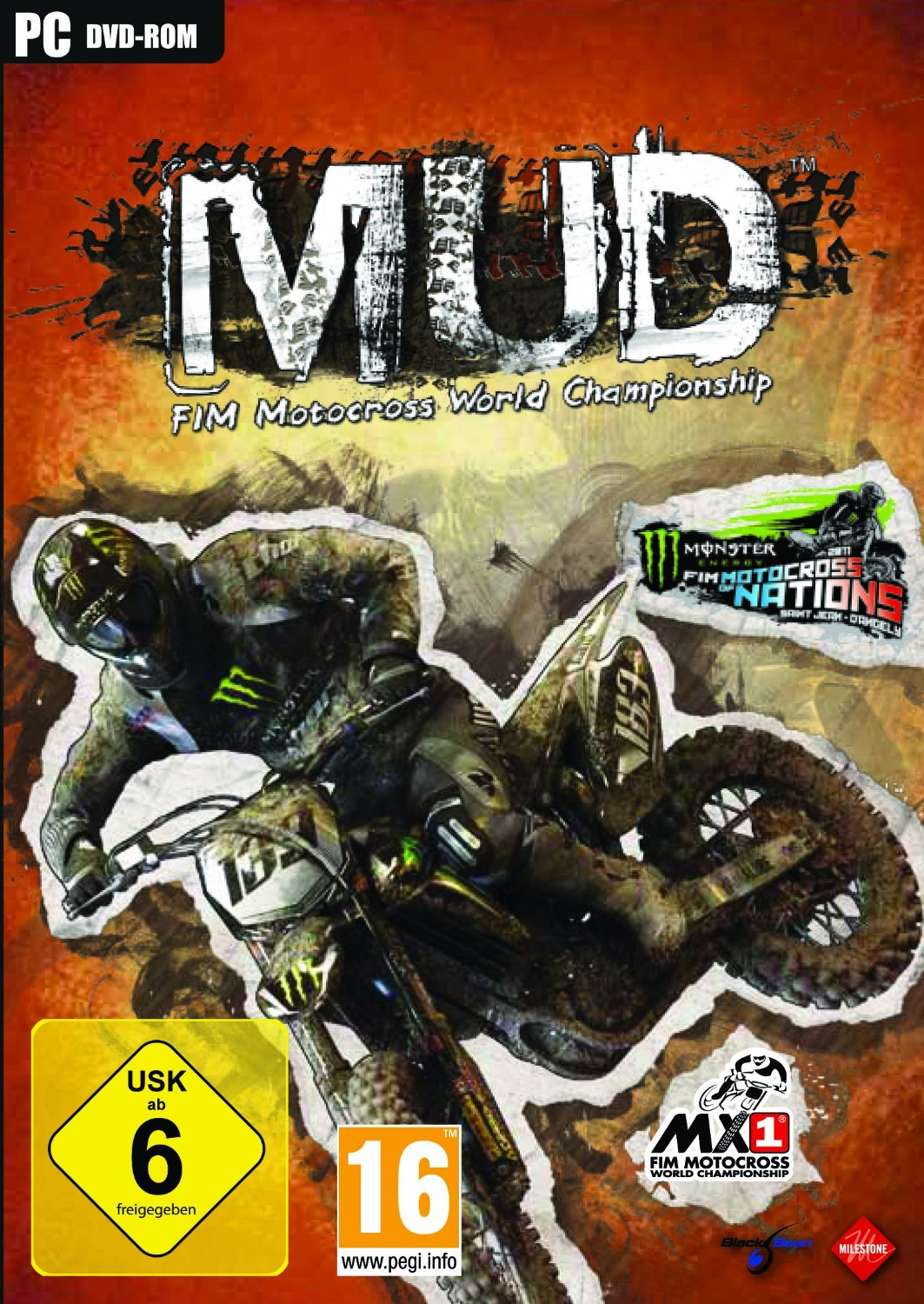 mud fim motocross world championship test tipps videos. Black Bedroom Furniture Sets. Home Design Ideas