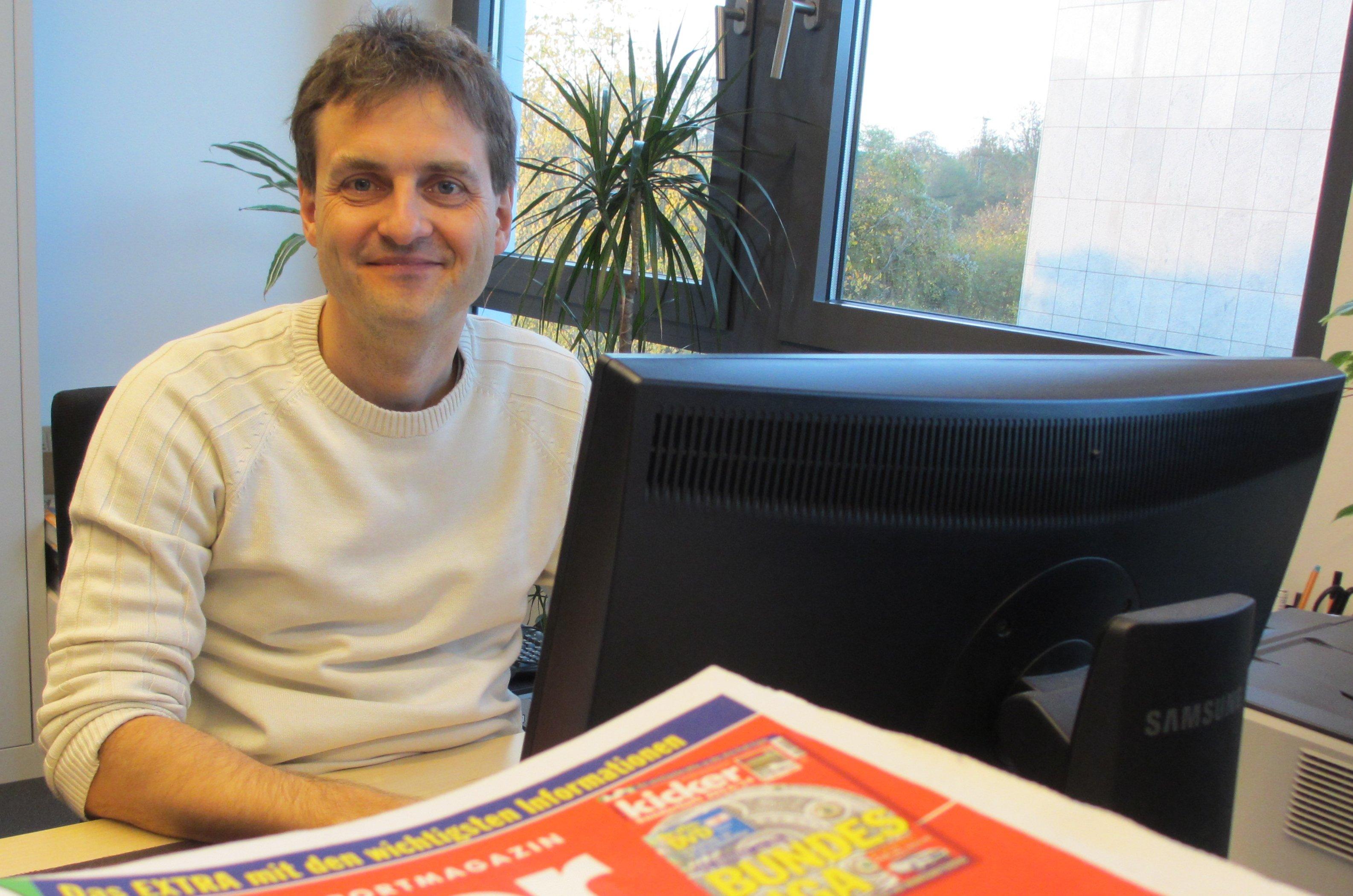 Fussball Manager 14 Exklusiv Interview Mit Gerald Kohler