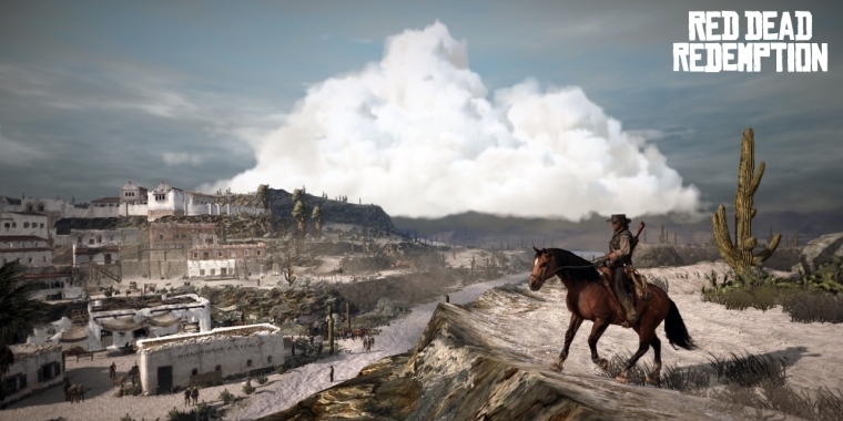 Red Dead Redemption im Grafikvergleich: Xbox One vs. Xbox 360.
