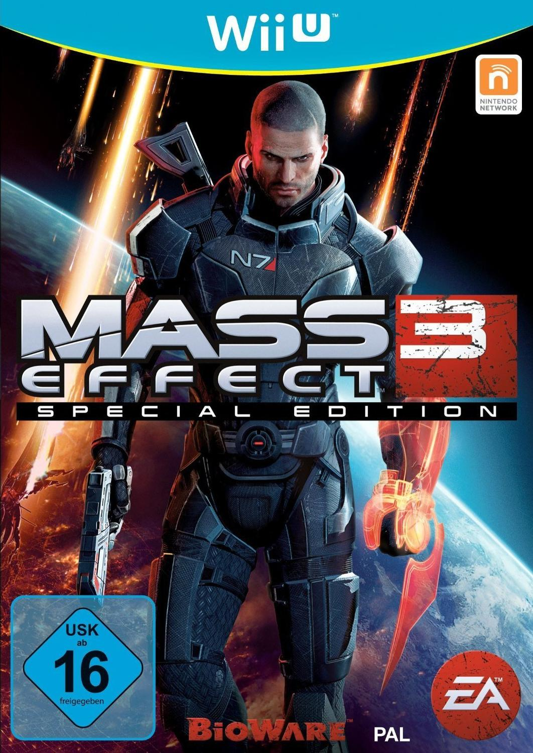 Mass Effect 3 Test Tipps Videos News Release Termin Pcgamesde
