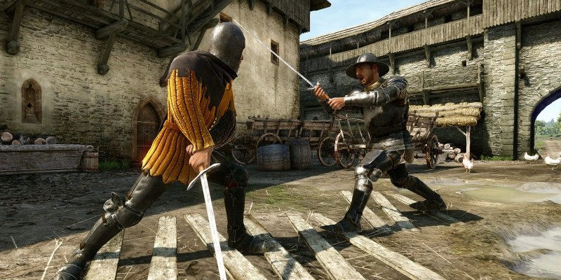 Kingdom Come: Deliverance im E3-Fazit-Video.