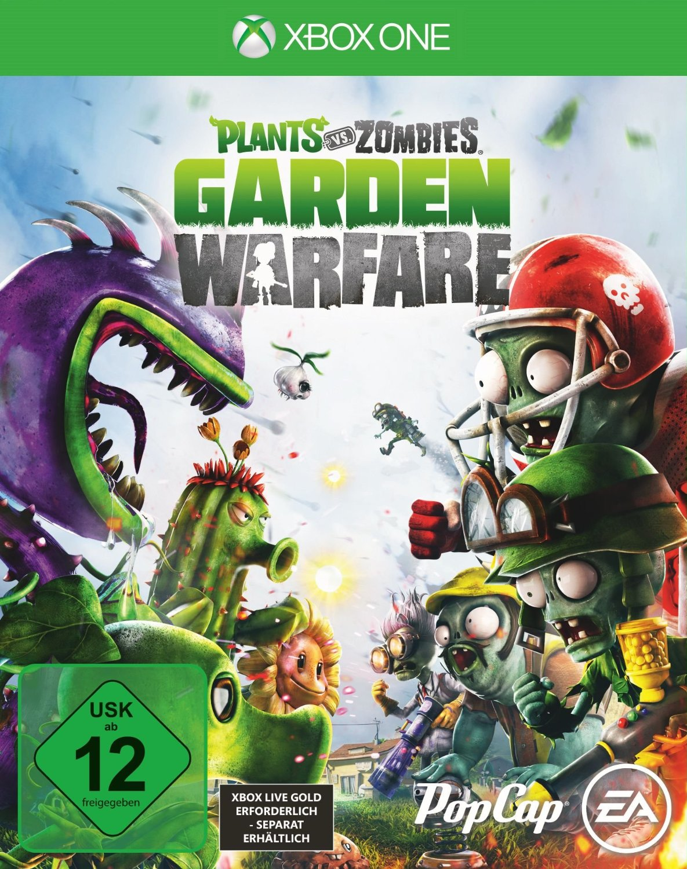 Plants vs Zombies Garden Warfare  Jetzt auch fr PC getestet