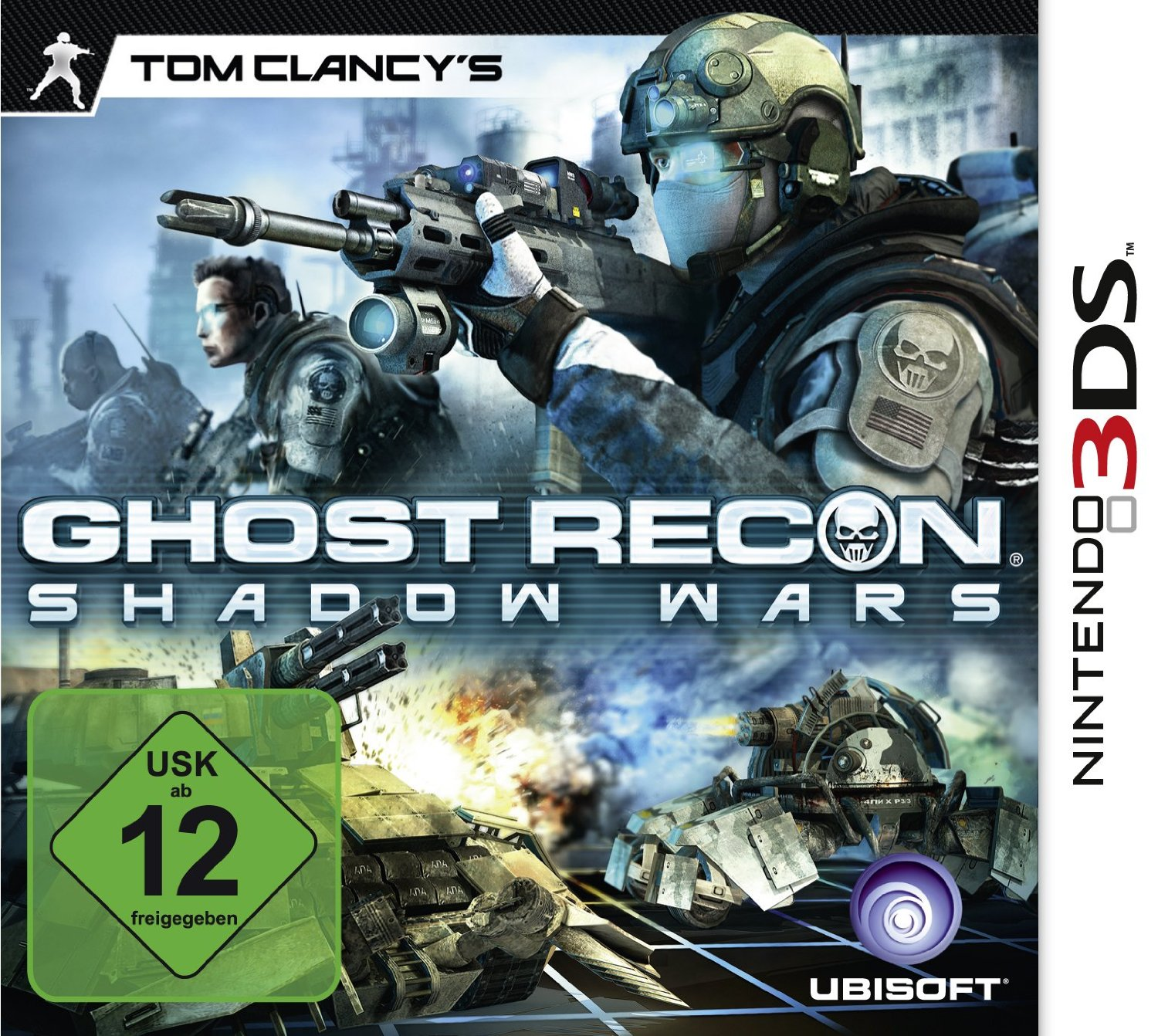 Tom Clancy S Ghost Recon Test Tipps Videos News