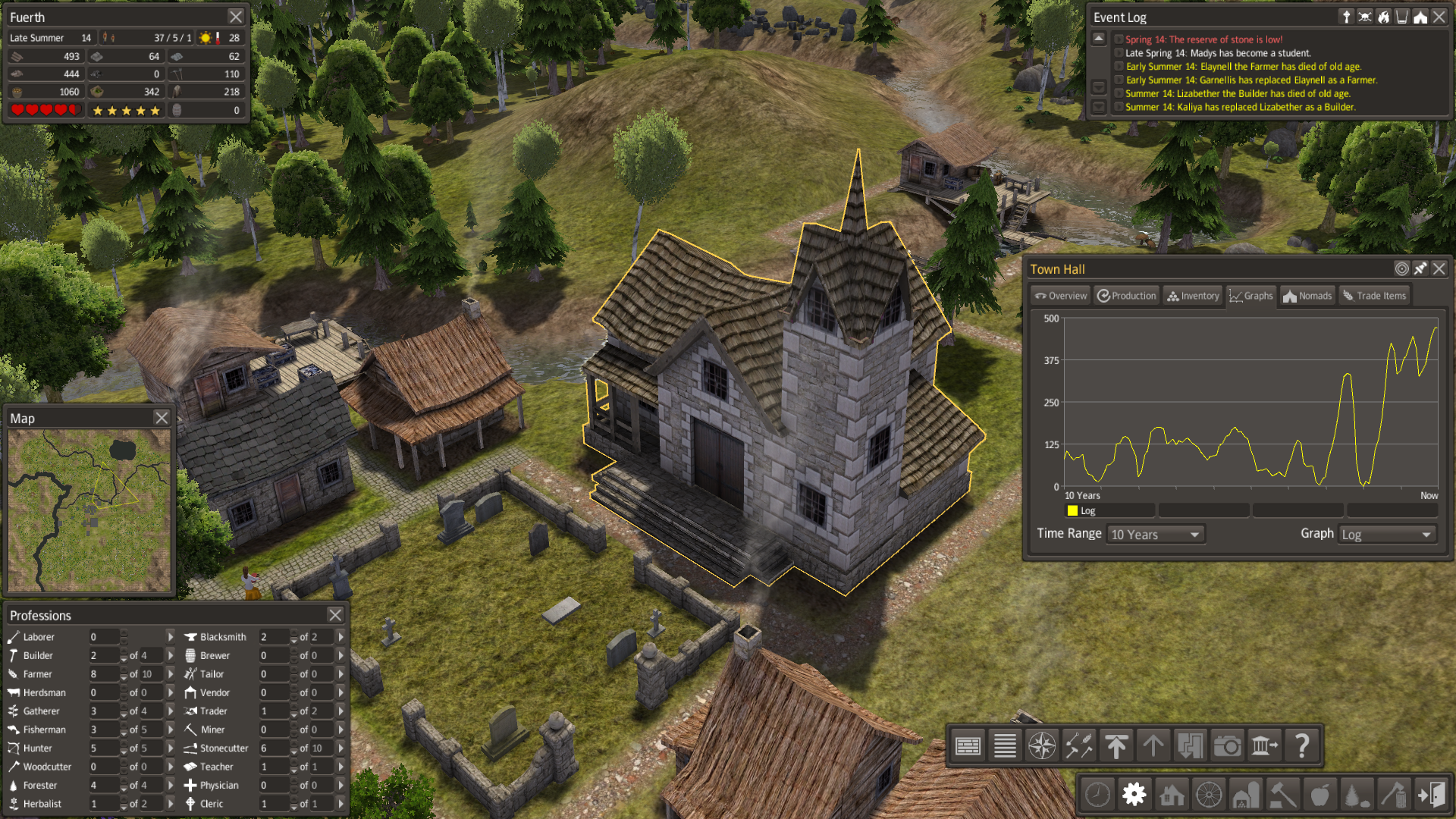 Banished: Test, Tipps, Videos, News, Release Termin ...