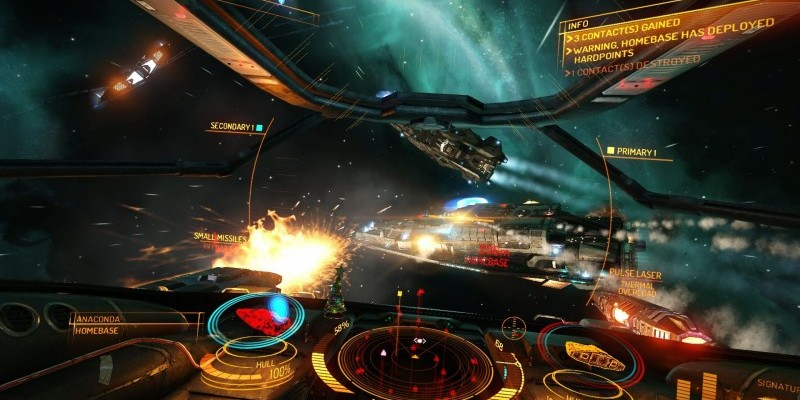 Elite: Dangerous ist in der Premium-Beta. (29)