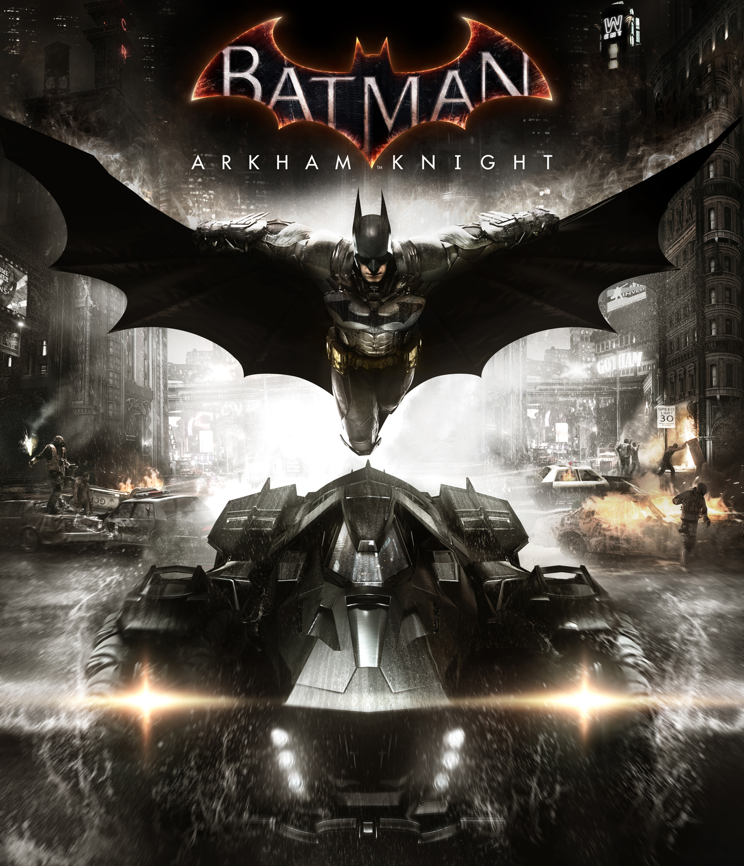 Batman Arkham Knight: Statue der Limited Edition verrät Mega-Spoiler