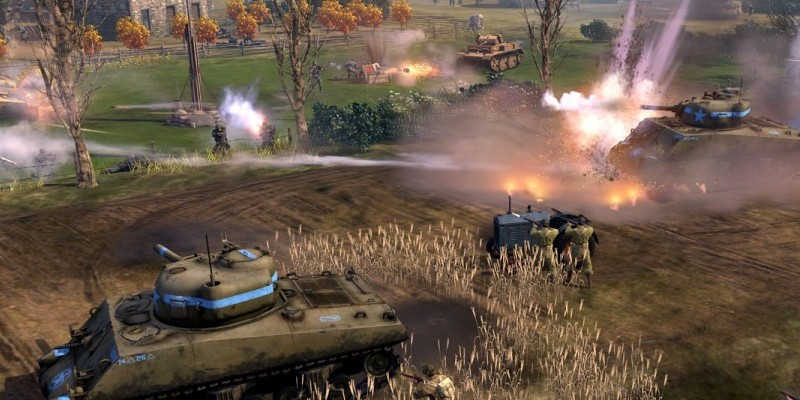 Company of Heroes 2: The Western Front Armies erscheint am 24. Juni 2014.