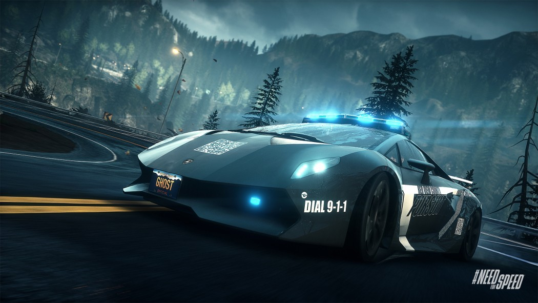 Need For Speed Movie End Race Cars
