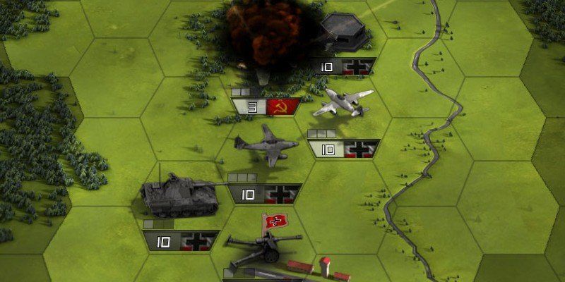 Panzer Tactics HD: Wir verlosen 500 Beta-Keys.
