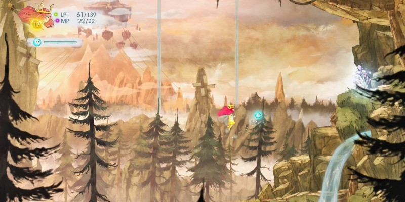 zum Thema Child of Light