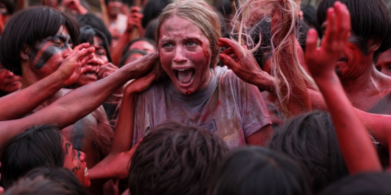 """The Green Inferno"" (2014) (Bild: Paramount)"