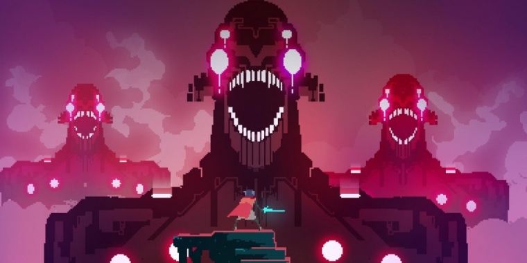 Hyper Light Drifter (Heart Machine)