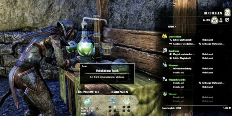 alchemie spiel lösung