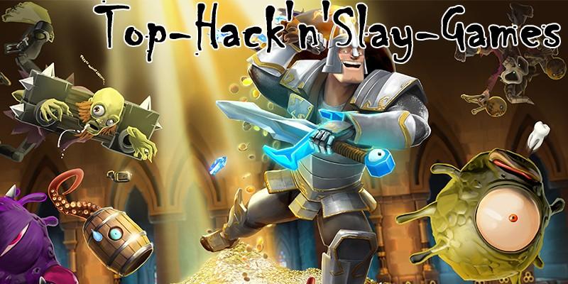 Hack N Slay Spiele