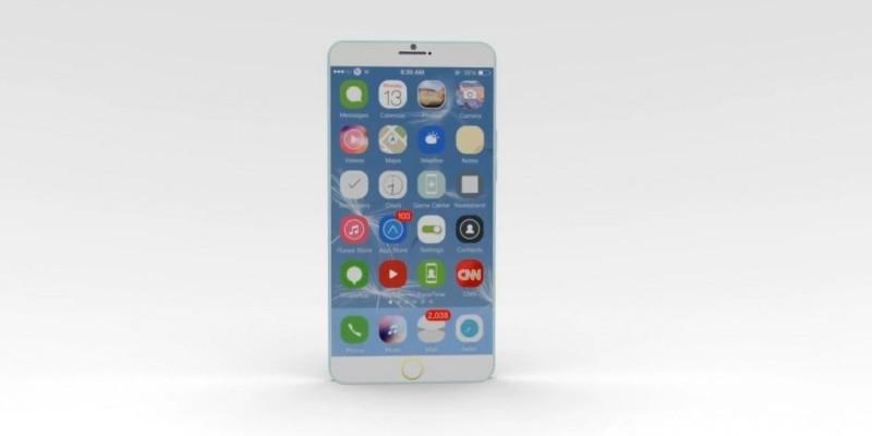 iphone 6 mit randlosem 5 7 zoll display neues fan video. Black Bedroom Furniture Sets. Home Design Ideas