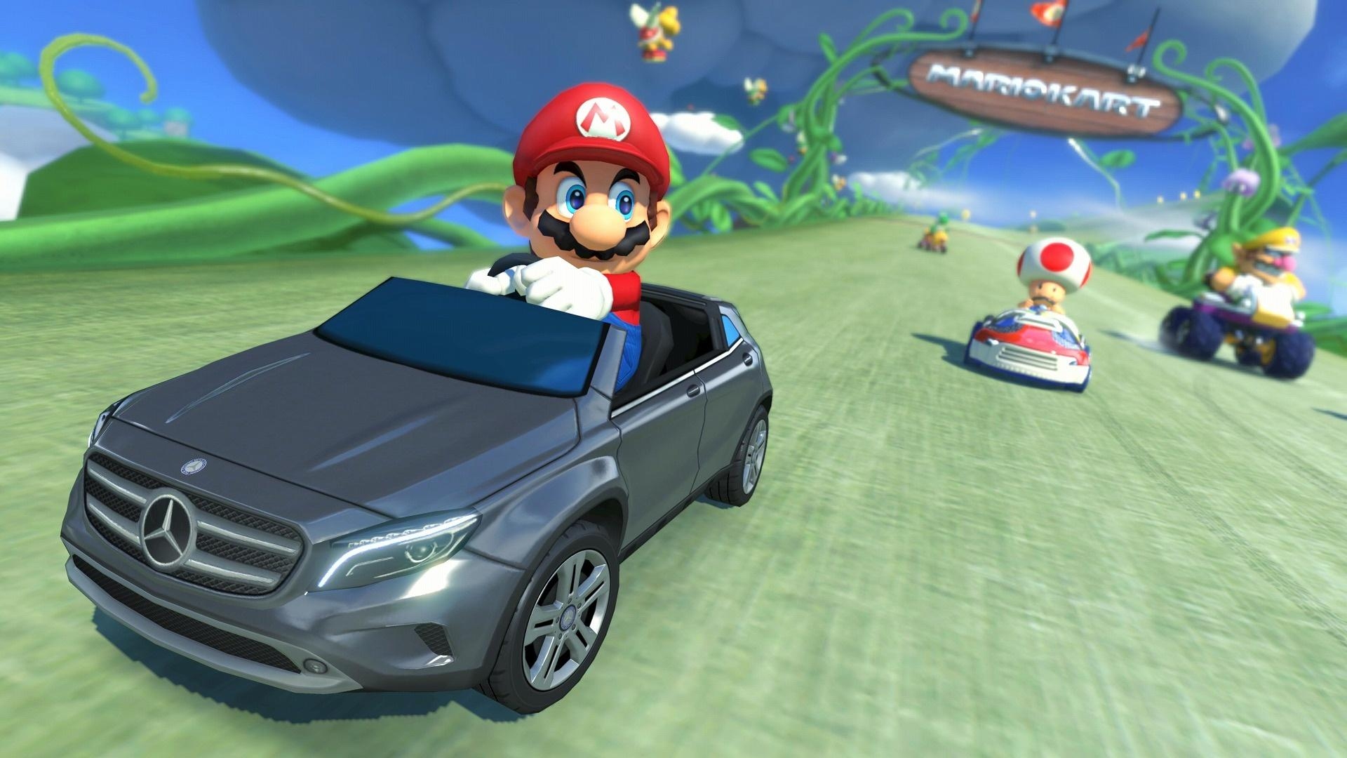 mario kart 8 wiiu test tipps videos news release termin. Black Bedroom Furniture Sets. Home Design Ideas