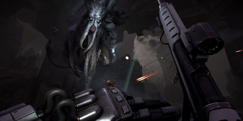 Evolve: E3-Trailer zur Monster-Hatz, Beta exklusiv für Xbox One