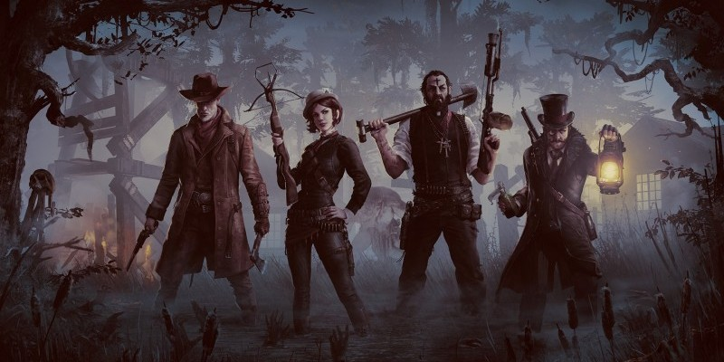 Hunt: Horrors of the Gilded Age heißt jetzt Hunt: Showdown.
