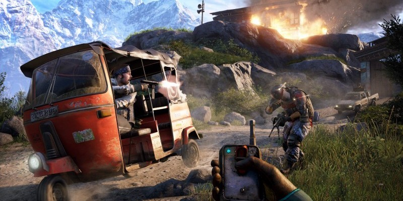 Far Cry 4 - Download-Codes zum Multiplayer-Test für Freunde