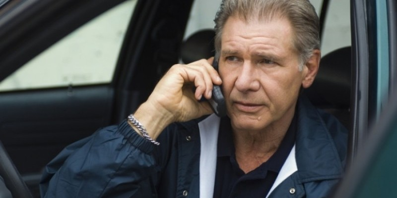 "Harrison Ford in ""Crossing Over"" (2008)"