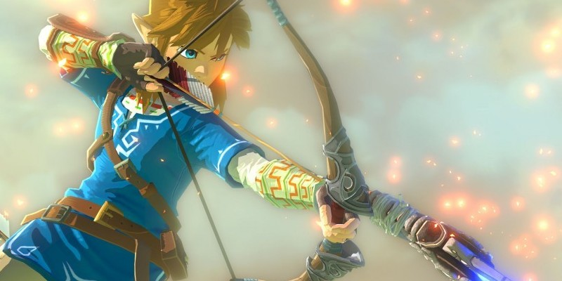 The Legend of Zelda: Breath of the Wild: Link