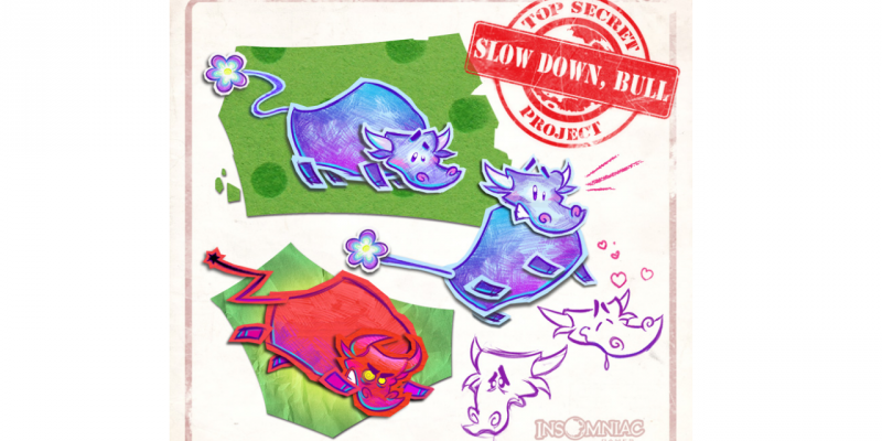 Slown Down Bull: Sunset-Overdrive-Macher Insomniac kündigt Indie-Experiment an
