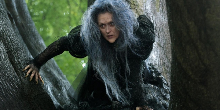 "Meryl Streep in ""Into the Woods"" (2014)"