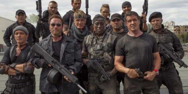 """The Expendables 3"" (2014)"