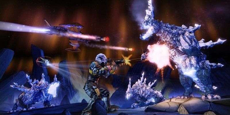 Borderlands: The Pre-Sequel - Erstes Making-of-Video veröffentlicht.