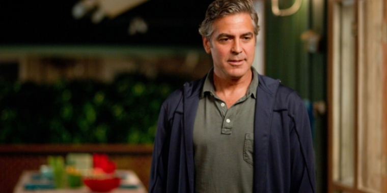 "George Clooney in ""The Descendants - Familie und andere Angelegenheiten"" (2011)"