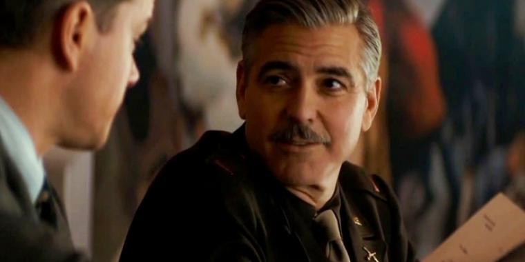 "George Clooney in ""Monuments Men"" (2014)"
