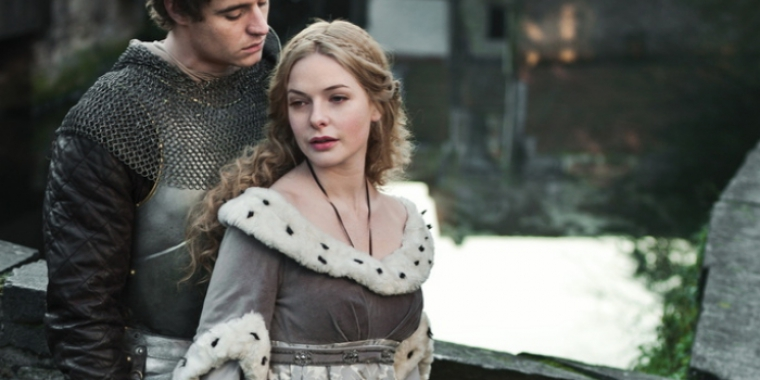 "Rebecca Ferguson in ""The White Queen"" (seit 2013)"