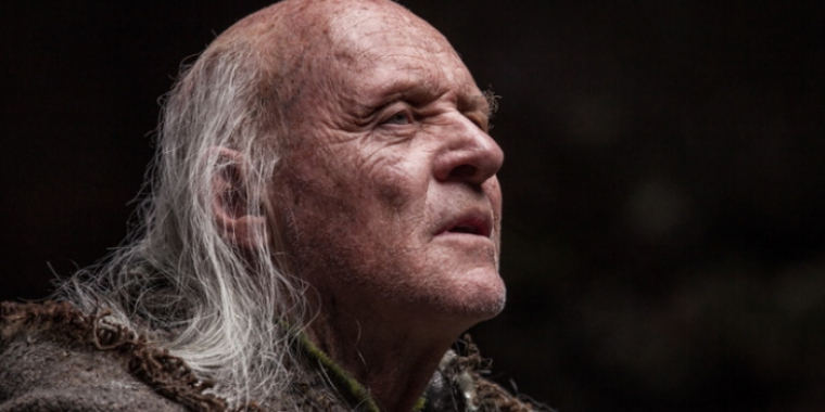 "Anthony Hopkins in ""Noah"" (2014)"