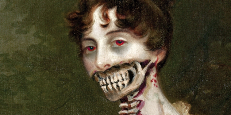 "Buchcover von ""Pride and Prejudice and Zombies"""