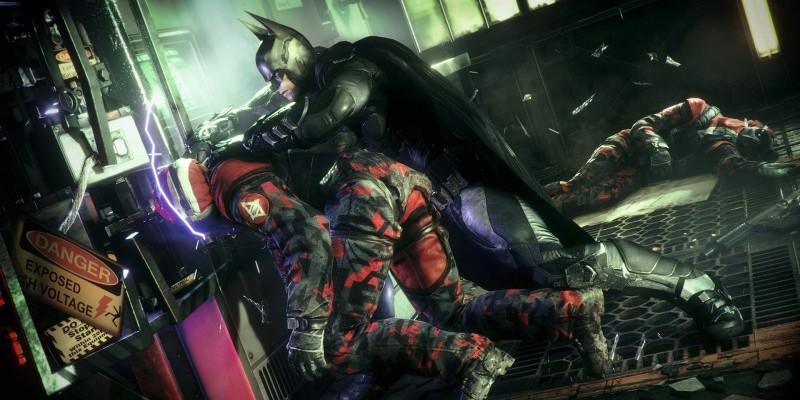 Batman: Arkham Knight - PC-Mod macht alle Charaktere im Free Roam ...