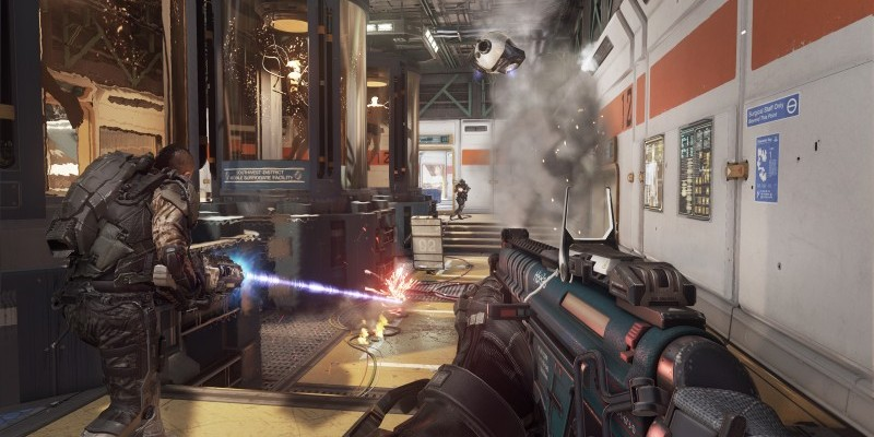 Call of Duty: Advanced Warfare - Multiplayer-Tipps - Neue Mini-Map Call Of Duty Advanced Warfare New Maps Release Date on