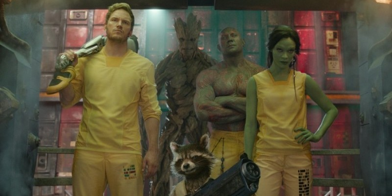 Guardians of the Galaxy: James Gunn über dritten Teil. (2)