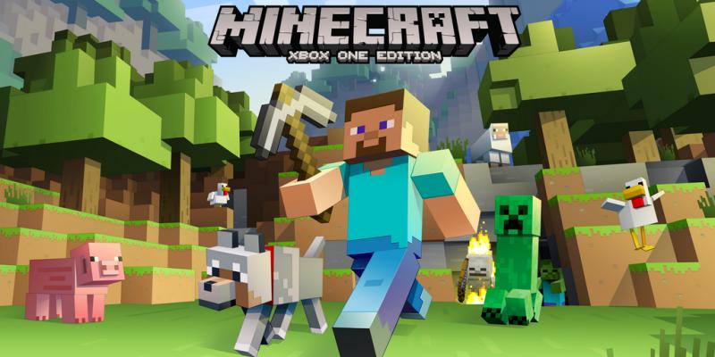 Minecraft In K Windows Edition Soll Für Xbox Scorpio Erscheinen - Minecraft spiele ausprobieren