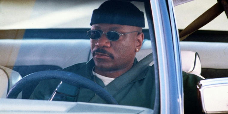 "Ving Rhames in ""Out of Sight"" (1998)"
